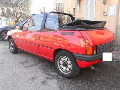usata Peugeot 205 1.1 Cabrio CT