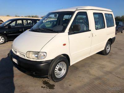 used Nissan Serena 2.3 diesel 8 posti 1997