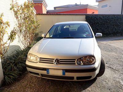 usata VW Golf IV Golf 1.9 TDI/90 CV cat 5 porte