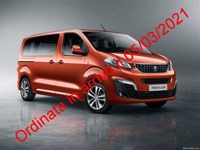 usata Peugeot Traveller BlueHDi 150 S&S Compact Allure