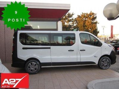 begagnad Fiat Talento 1.6 TwinTurbo MJT 125CV PASSO LUNGO-TN Combi 12q