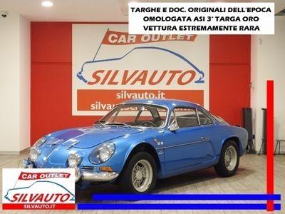 usado Renault Alpine A110 1600 S - OMOLOGATA ASI 3^ GR
