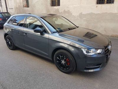 usata Audi A3 SPB 2.0 TDI 150 CV S-Tronic + Navi