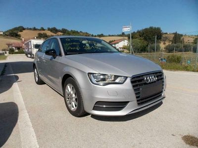 usata Audi A3 Sportback 1.4 TFSI g-tron METANO S-Tronic Attraction