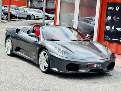 usata Ferrari F430 Spider F1/tagliandi /permute/60 anniversary
