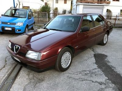 brugt Alfa Romeo 164 2.0 - UNICO PROPRIETARIO