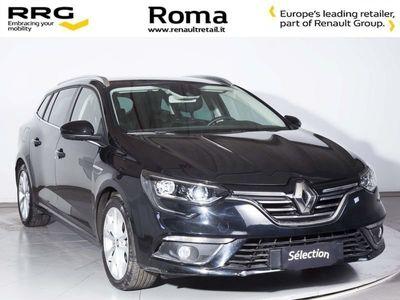 used Renault Mégane sporter 1.5 dci energy Intens 110cv edc 2017