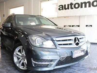 używany Mercedes C220 CDI S.W. Avantgarde