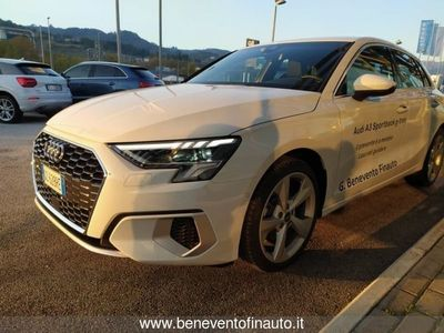 usata Audi A3 Sportback IV 2020 SPB 30 g-tron S tronic Business Advanced