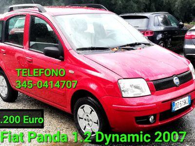 usata Fiat Panda 1.2 Dynamic PREZZO TRATTABILE