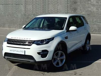 usata Land Rover Discovery Sport 2.2 TD4 SE del 2015 usata a Catania