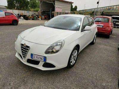 usata Alfa Romeo Giulietta 1.6 tdi garanzia permute