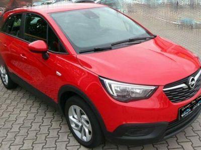 usata Opel Crossland X 1.2 Edition Navi/AZV/PDC v+h/LM 1 rif. 12178940