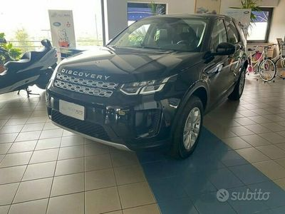 usata Land Rover Discovery Sport MOD Y. 2019 2.0D 1...