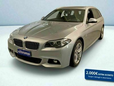 usata BMW 530 Serie 5 Touring 530 d Touring xdrive Msport E6
