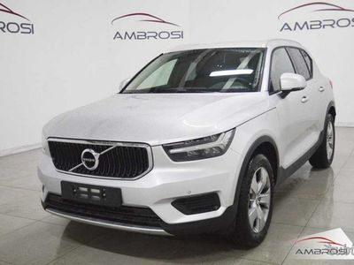 brugt Volvo XC40 Momentum D3 AWD Geatronic