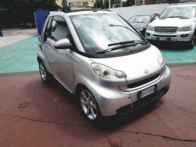 usata Smart ForTwo Cabrio CABRIO 1000 52 kW passion