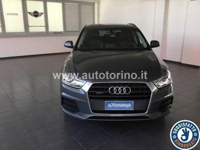 brugt Audi Q3 Q32.0 tdi Sport quattro 150cv s-tronic