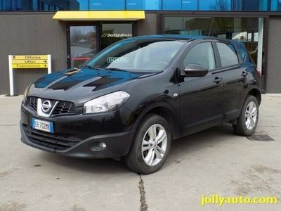 usata Nissan Qashqai 1.5 dCi 110 CV DPF Acenta EURO 5