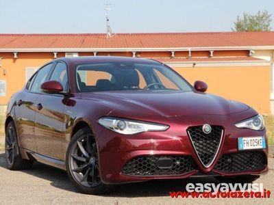 brugt Alfa Romeo Giulia 2.2 turbo 210 cv at8 awd q4 veloce diesel