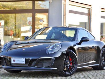 usata Porsche 991 COUPE' GTS PDK 3.0 450cv XENO TETTO MONODADO 20″ UFF. ITALIANA SERVICE UNICO PROPRIETARIO PERMUTE