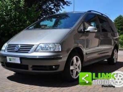 usata VW Sharan tdi dpf united bluemotion diesel