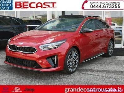 second-hand Kia pro_cee'd ProCeed 1.6 CRDI DCT GT Line FULL OPTIONAL !!
