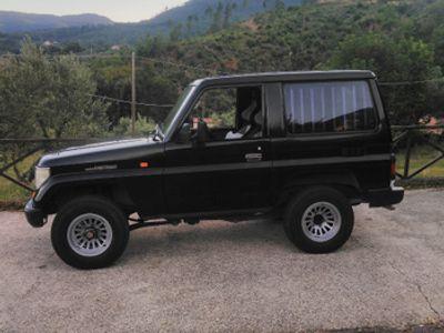 usata Toyota Land Cruiser - 1995