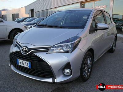 used Toyota Yaris 1.4 D-4D 5 porte Lounge