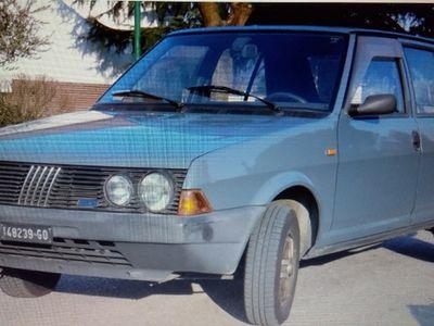 gebraucht Fiat Ritmo energy saving - 1984