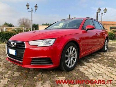 usata Audi A4 Avant 2.0 TDI 190 CV ultra