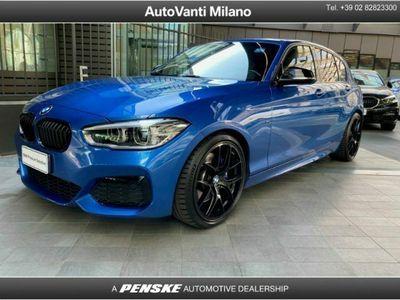 usata BMW M135 Serie 1 i 5p. del 2015 usata a Milano