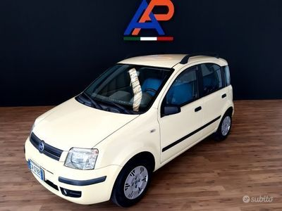 usata Fiat Panda 1.2 benzina 60 cv ok NEOPATENTATI