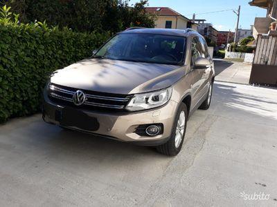 brugt VW Tiguan Tiguan 2.0 TDI 4MOTION Advanced BMT