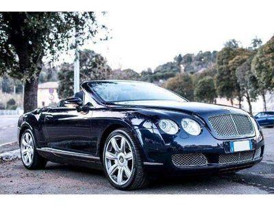 usata Bentley Continental GTC