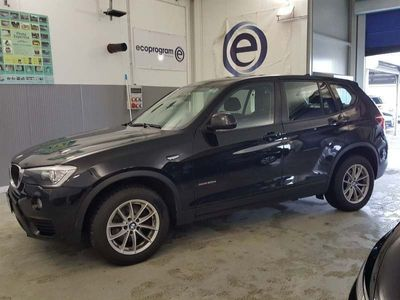 usata BMW X3 xDrive 20d Business aut.