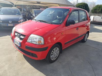 brugt Hyundai Atos Prime 1.1 12V .97000 km NEO PATENTATI