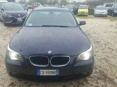 usata BMW 525 d cat Futura Diesel