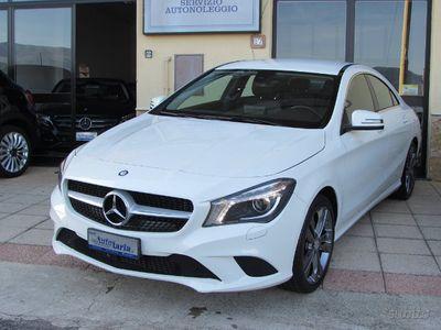 gebraucht Mercedes CLA180 CDI Sport Pelle Totale+Navi