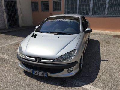 used Peugeot 206 CC 1.6 16V