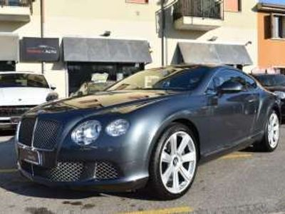 usata Bentley Continental Coupè Benzina