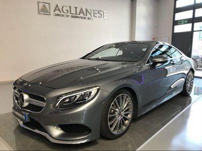begagnad Mercedes 500 Classe S Coupé SECCoupé 4Matic Premium usato