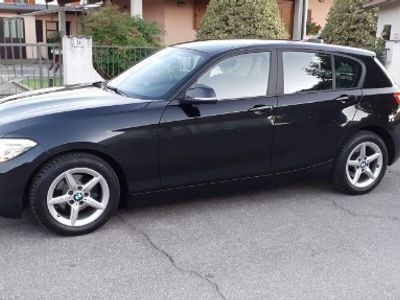 usata BMW 114 d 1.5 95Cv 5p. Business X Neopatentati E6
