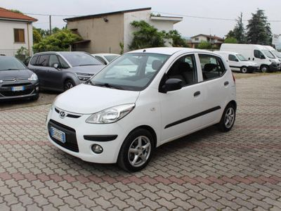 used Hyundai i10 1.1 Confort 65cv Euro4 GPL / 5 porte