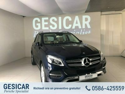 used Mercedes GLE250 d Exclusive Plus