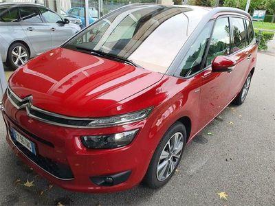 usata Citroën Grand C4 Picasso BlueHDi 150 S&S EAT6 Exclusive