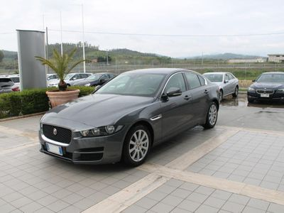 usata Jaguar XE 2.0 D Turbo 180CV aut. Pure Business