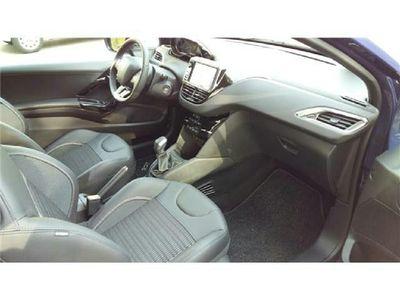 usata Peugeot 208 1.4 HDi 68 CV 5 porte Allure