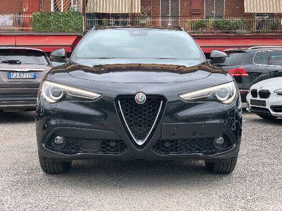 usata Alfa Romeo Stelvio 2.2 Turbodiesel 180 CV AT8 Q4 Super!pronta consegn