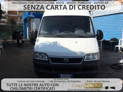 usado Fiat Ducato 15 2.3 jtd pc furgone iva esclusa
